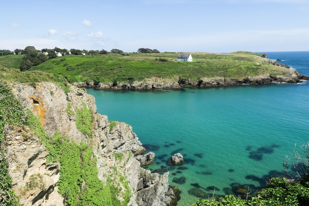 Bretagne Rundreise Tag #7 - Von Quiberon auf die Belle-Ile