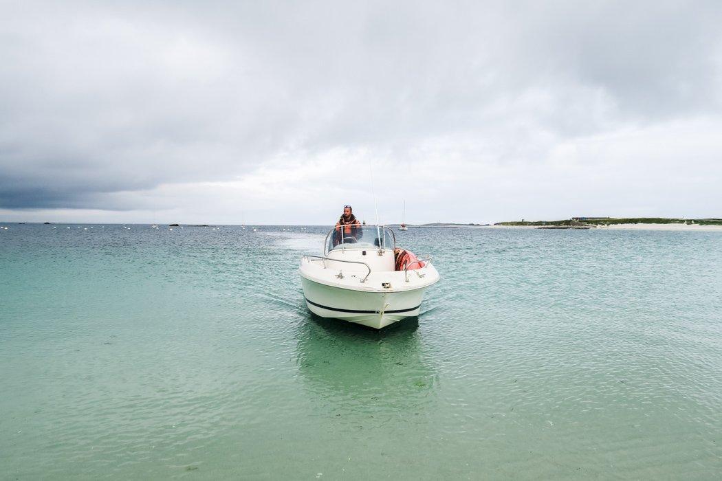 """Glénan Archipel - Kajaken bei den """"Südseeinseln"""" der Bretagne: Zurück zu Festland!"""