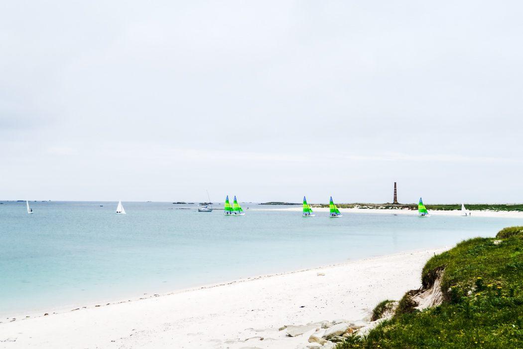 Kayaking-Glenan-Inseln-Bretagne-5
