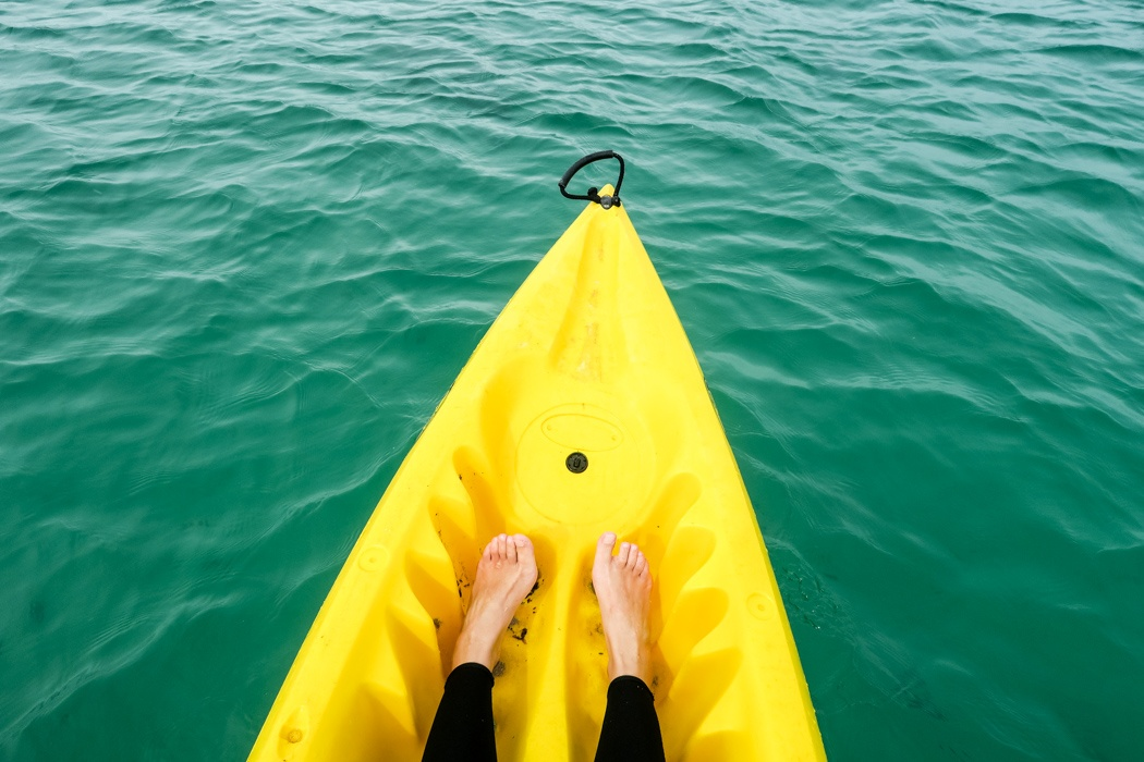 Kayaking-Glenan-Inseln-Bretagne-7