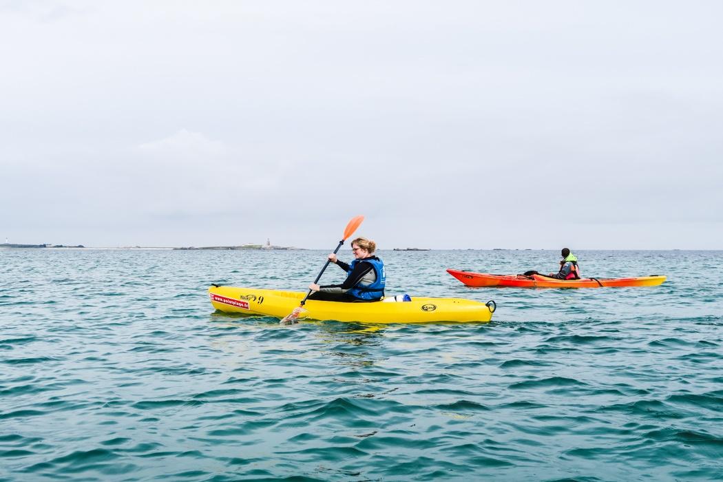 Kayaking-Glenan-Inseln-Bretagne-8