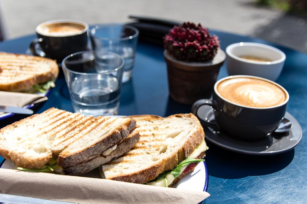Food Diary UK - Marple Coffee Shop Brighton