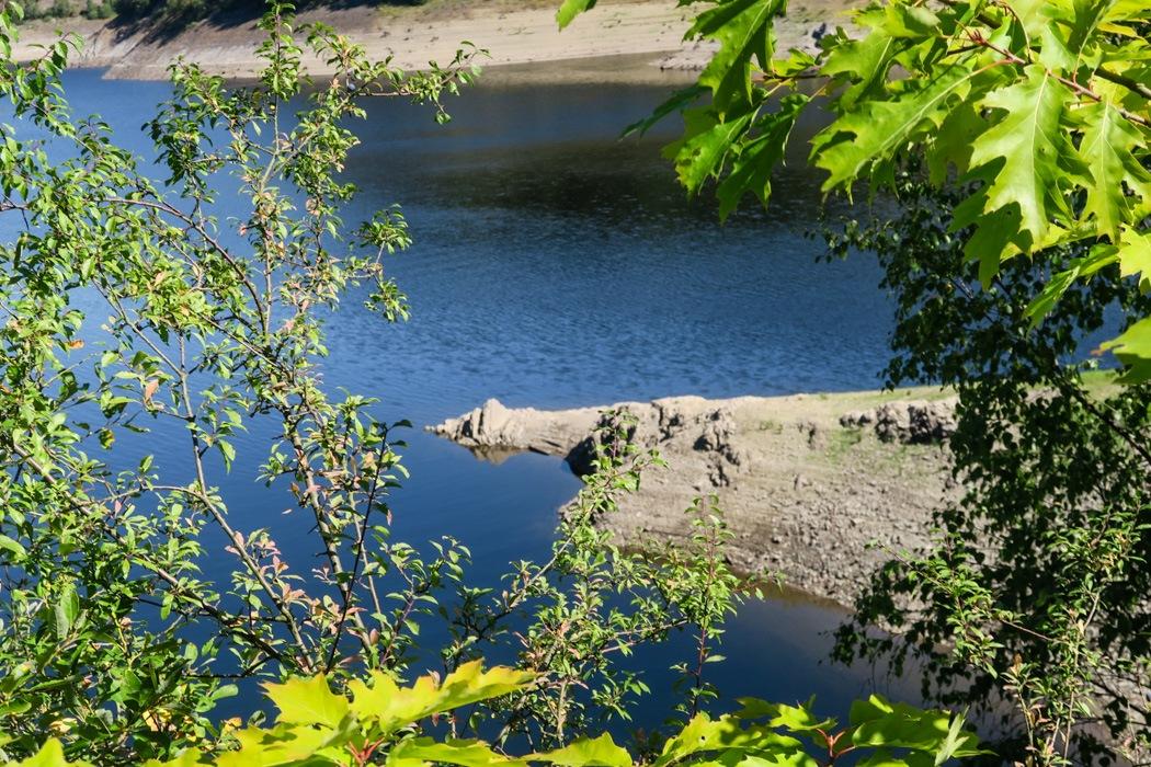 Stand Up Paddling / SUP im Harz: So schön ist die Okertalsperre