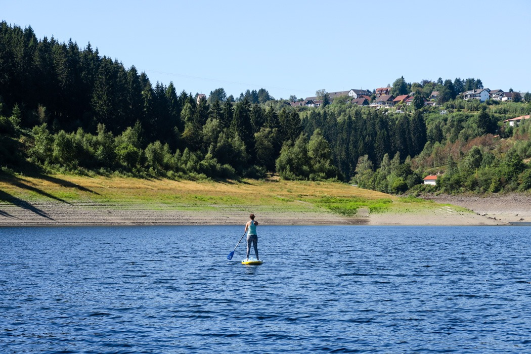 Harz-Stand-Up-Paddling-Okertalsperre-8