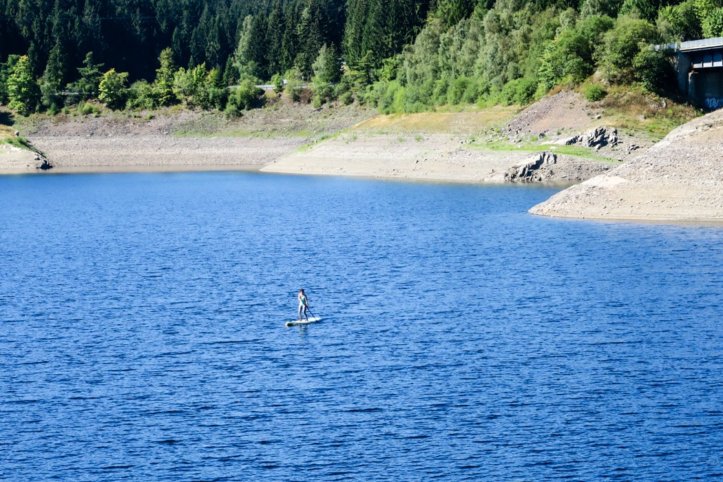 Harz-Stand-Up-Paddling-Okertalsperre-9