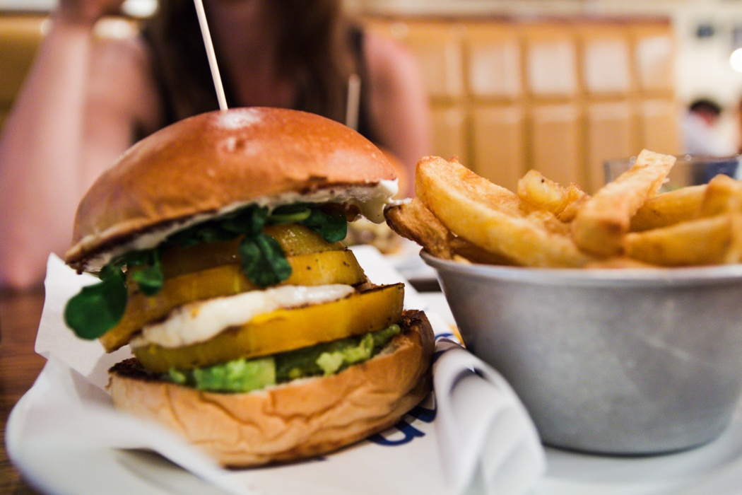 Food Diary UK - Breakfast Club London