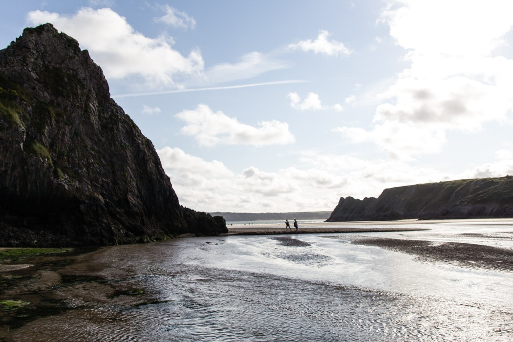 Suedwales-Three-Cliffs-Bay-3