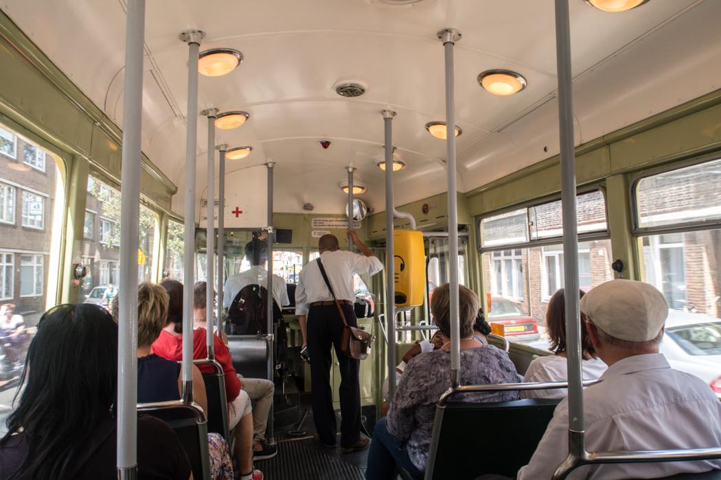 Den Haag: Mit der Touristtram nach Scheveningen