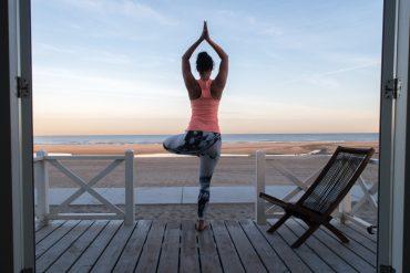 Sport auf Reisen z.B. Yoga