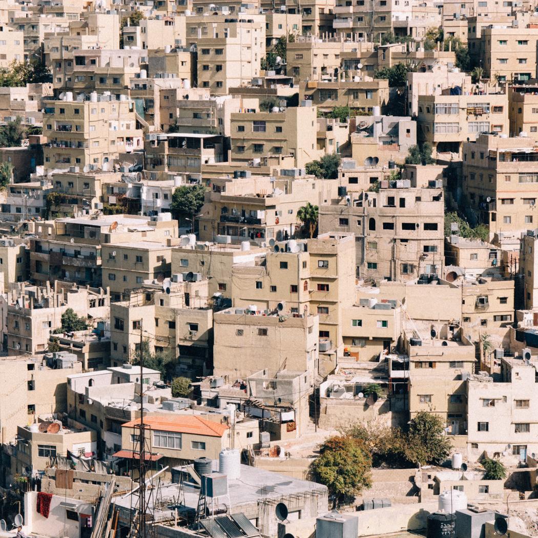 Amman liegt mir zu Füßen