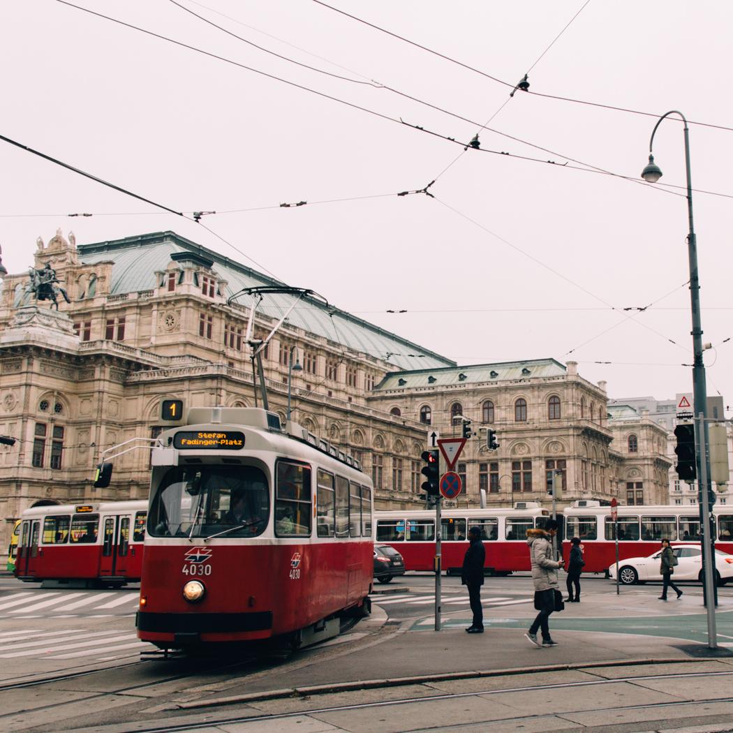Wien im November