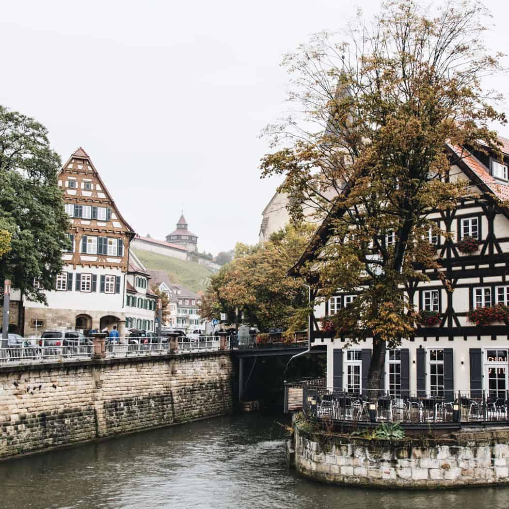 Esslingen, das Venedig Baden-Württembergs