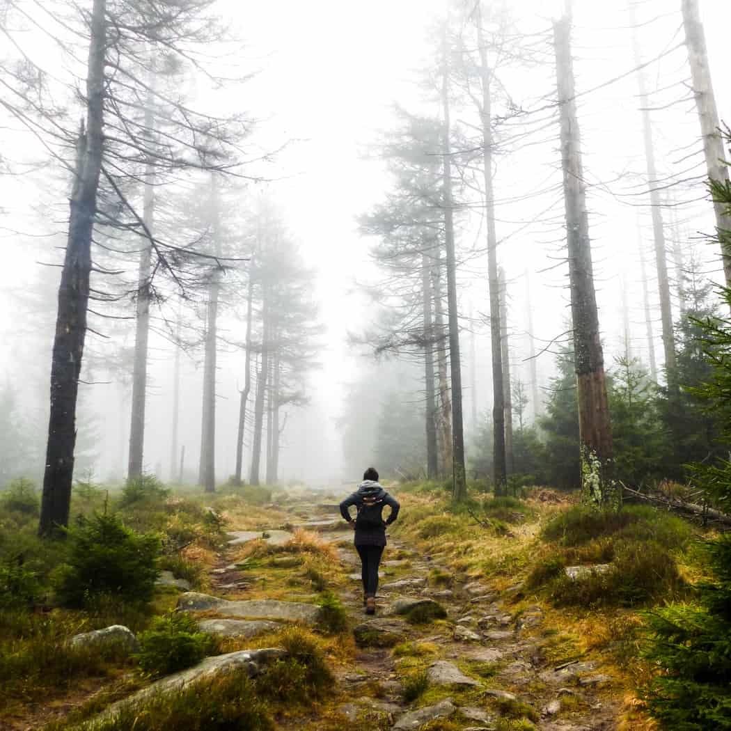 Wanderung zum Achtermann