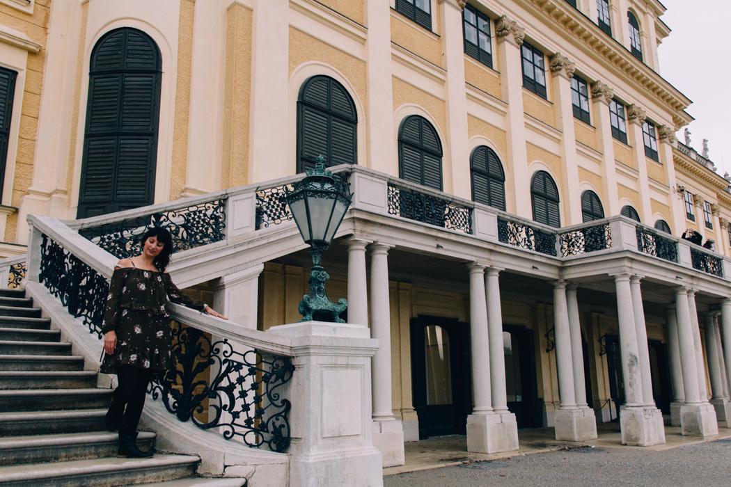 Wien Sightseeing Tipps - Der Klassiker: das Schloss Schönbrunn