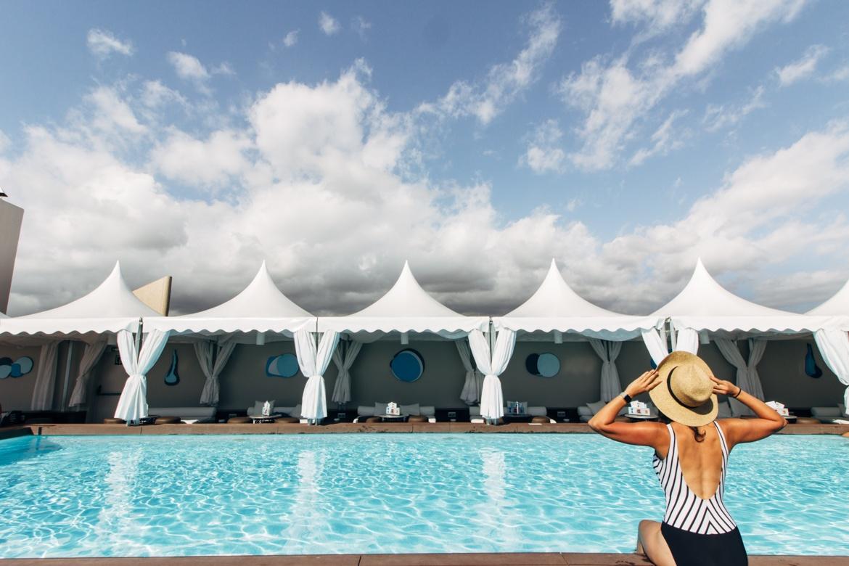 """Gran Canaria #Poolgoals – Die schönsten (Infinity-)Pools der Insel: Gloria Palace San Agustín - Ruhe""""pool"""" mit Aussicht"""