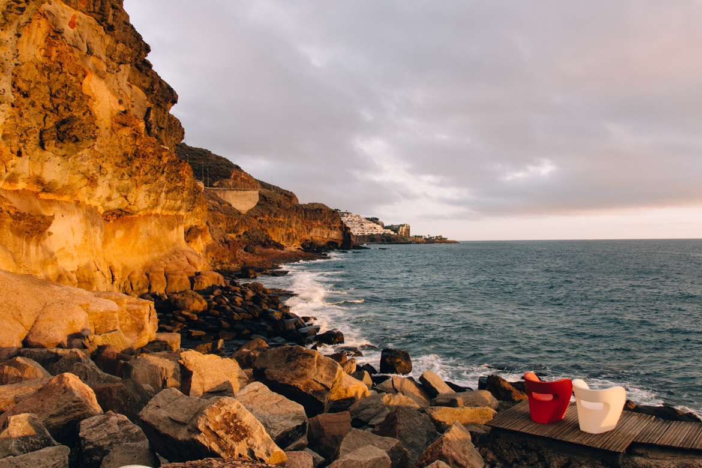 Gran Canaria #Poolgoals – Die schönsten (Infinity-)Pools der Insel: Marina Suites - Infintiypool mit Hafenblick