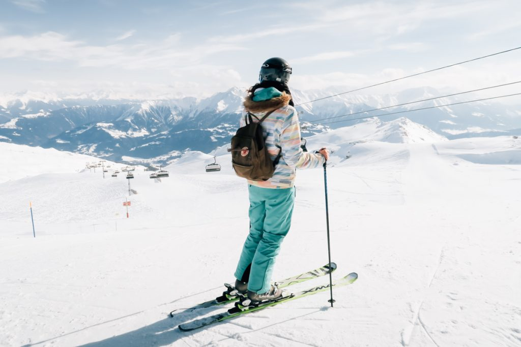 Skifahren lernen als Erwachsene #6 - Weiter gehts nach Laax und meine ersten Freestyle-Versuche?!? (Skitag 14-16)