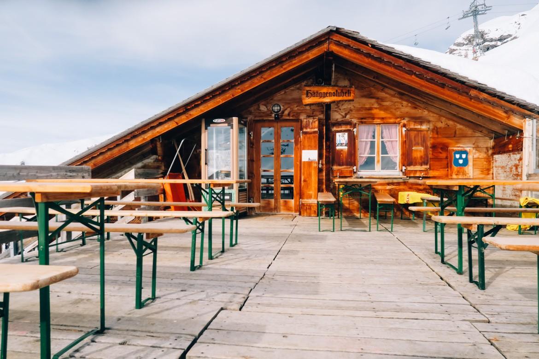 Jungfrau Region / Schweiz - Mittagstipp: Das Hääggenstubli