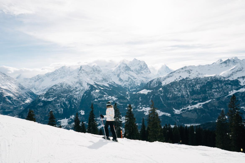 Jungfrau Region / Schweiz - Die letzte Talabfahrt nach Hasliberg