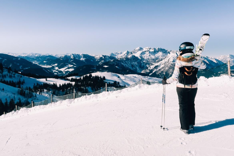 Skifahren und mehr – Ein Winter-Roadtrip durchs Salzkammergut: Skigebiet #1 - Dachstein West