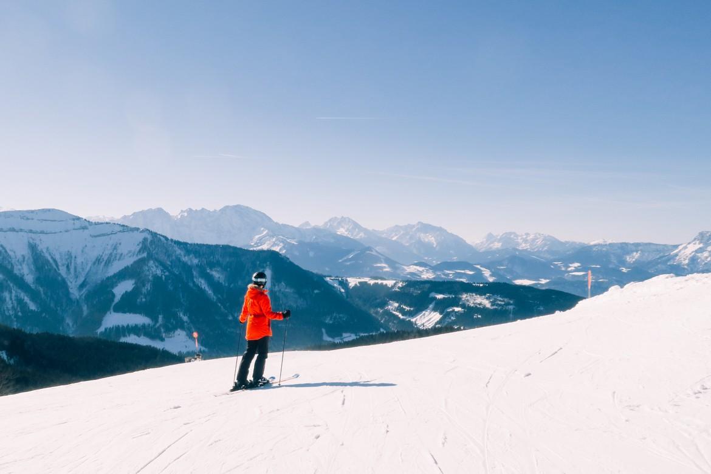 Skifahren und mehr – Ein Winter-Roadtrip durchs Salzkammergut: Skigebiet #3 - Gaissau-Hintersee