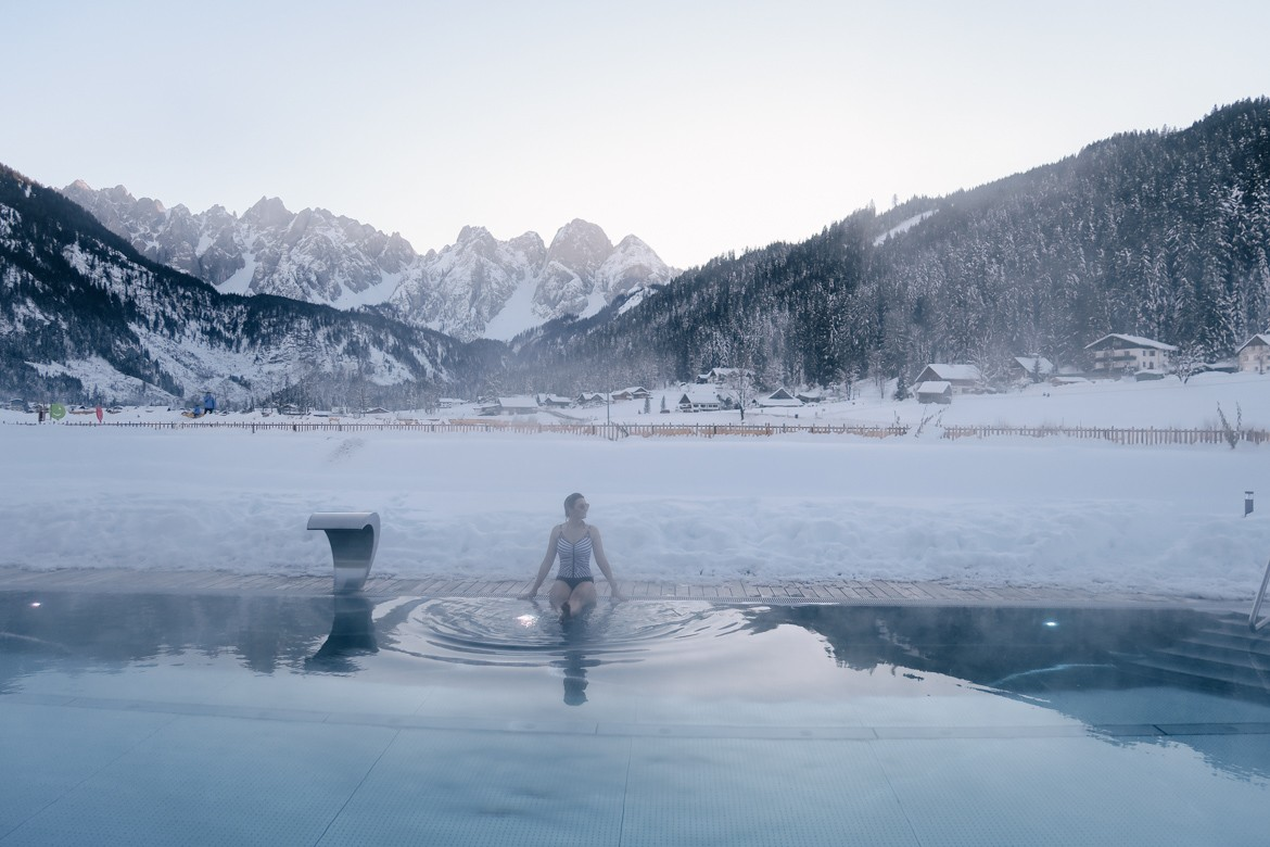Alpine Getaways Die Schonsten Infinity Pools In Den Alpen
