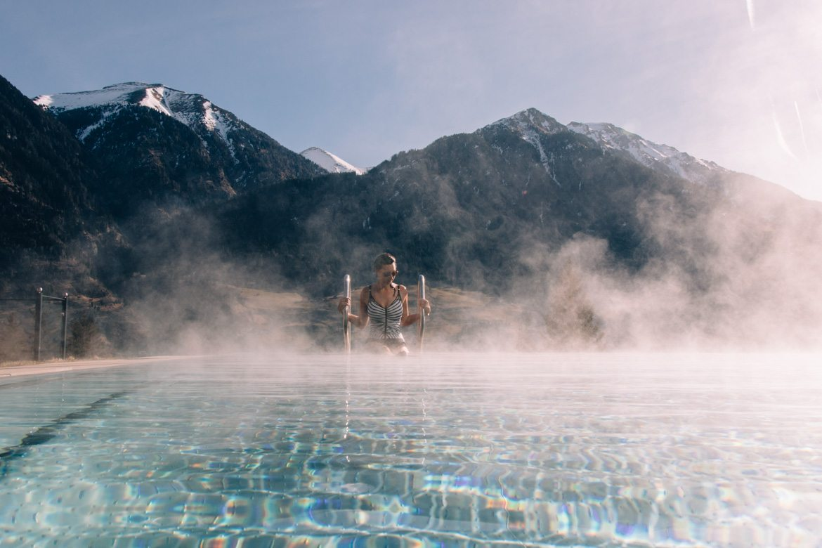(Infinity-)Pools in den Alpen #1 - Das Goldberg