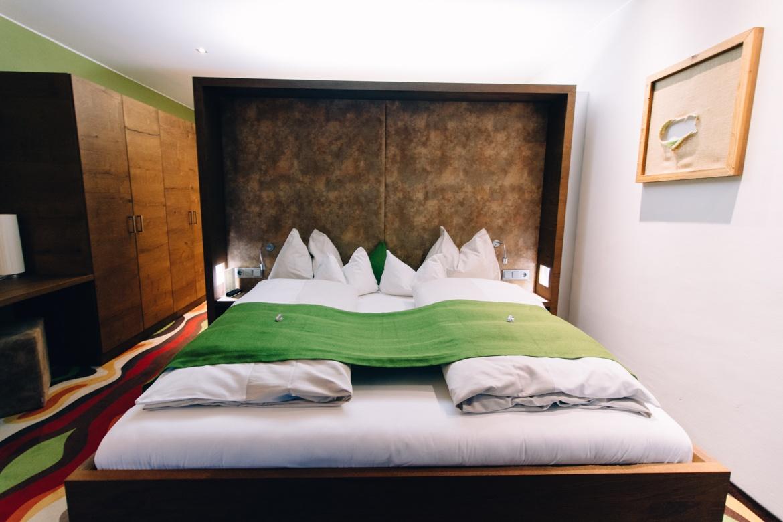 Designhotel Das Goldberg - Frühlingsauszeit im Gasteiner Tal / Salzburger Land: Die Zimmer