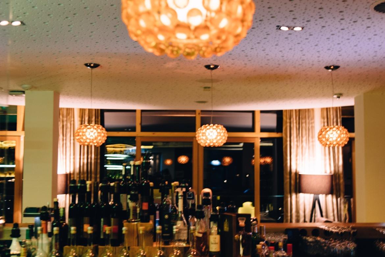 Designhotel Das Goldberg - Frühlingsauszeit im Gasteiner Tal / Salzburger Land: Die Bar