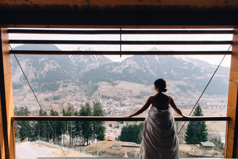 Zimmer mit Aussicht: Designhotel Das Goldberg - Frühlingsauszeit im Gasteiner Tal / Salzburger Land