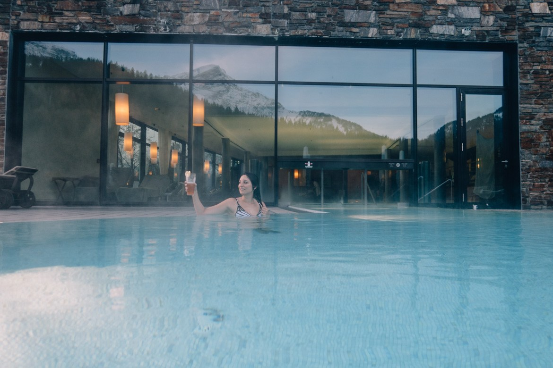(Infinity-)Pools in den Alpen #4 - Kempinski Berchtesgaden