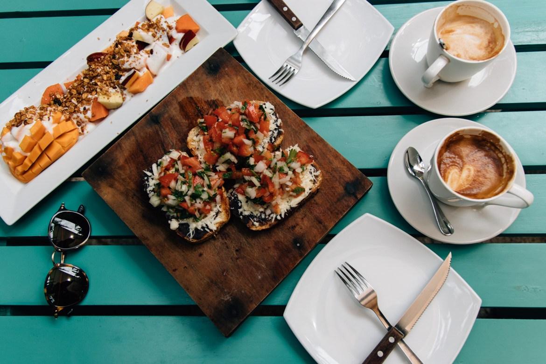 Mexikanisches Frühstück im Café Ki´bok