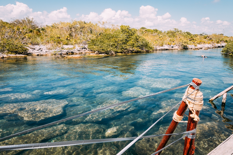 Die schönsten Cenoten in Yucatan - Mexikos versteckte Oasen: Cenote Yal'ku