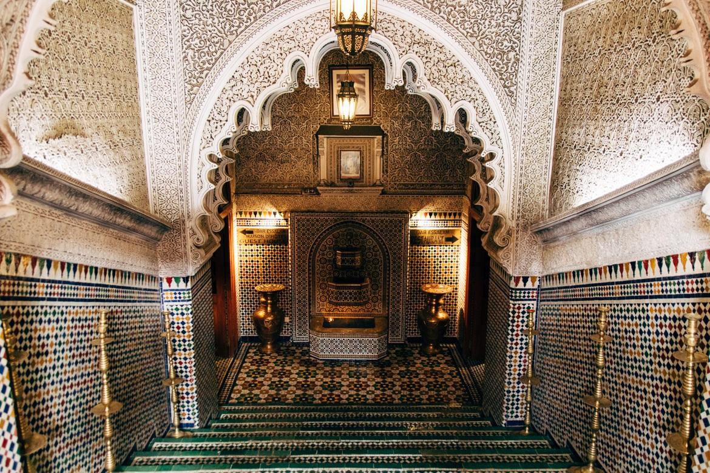 Marrakesch Guide – Tipps, Ausflüge, & Sehenswürdigkeiten {Marokko}: Restaurant Dar Essalam