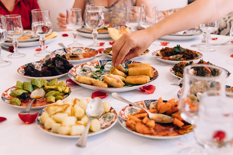 Marrakesch Guide – Tipps, Ausflüge, & Sehenswürdigkeiten {Marokko}: Lunch im Riad Kniza