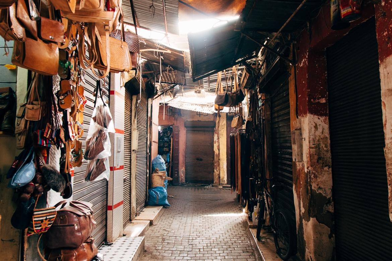 Marrakesch Guide – Tipps, Ausflüge, & Sehenswürdigkeiten {Marokko}: Die Souks / Souqs