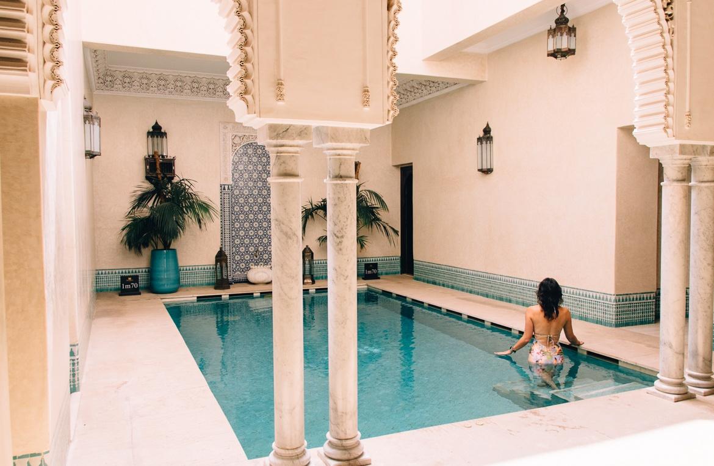 Marrakesch Guide – Tipps, Ausflüge, & Sehenswürdigkeiten {Marokko}: Riad Kniza