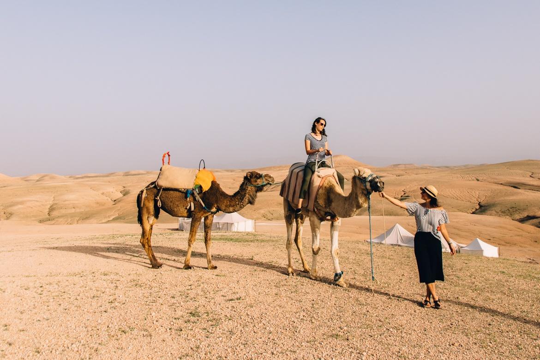 Marrakesch Guide – Tipps, Ausflüge, & Sehenswürdigkeiten {Marokko}: Agafay Wüste & das Scarabeo Camp
