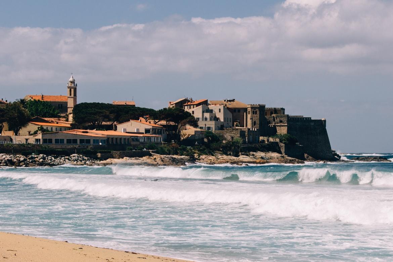 Ausflugsziele Korsika #7 - Der Badeort Algajola