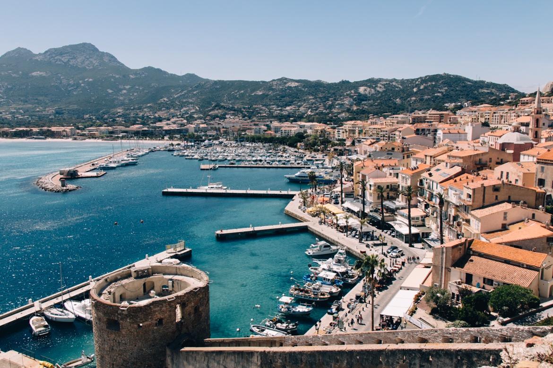 Urlaub auf Korsika - Bettenburgen Fehlanzeige in Calvi