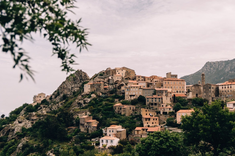 Ausflugsziele Korsika #5 - Das Bergdorf Speloncato