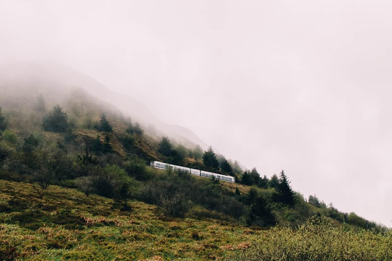 Auvergne - Wandern am Puy de Dôme: Die Zahnradbahn