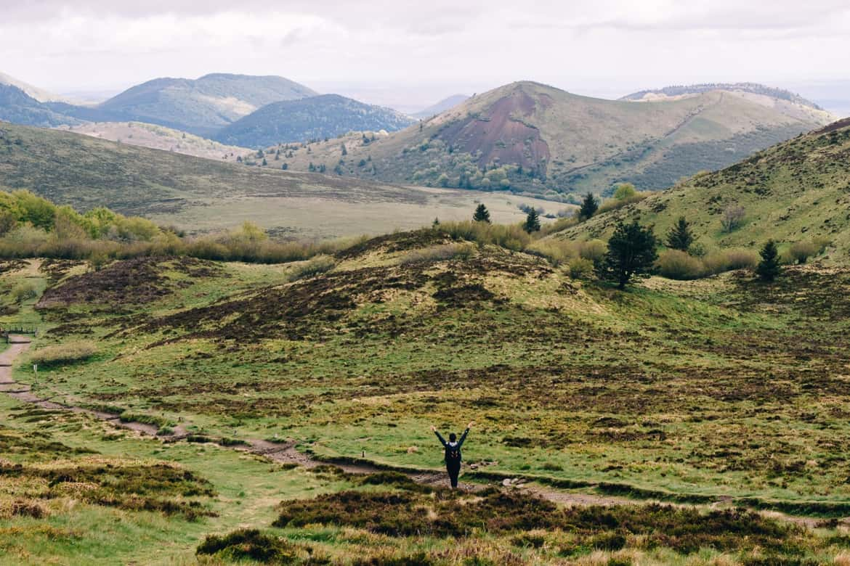 Auvergne - ein Paradies für Wanderer & Mountainbiker