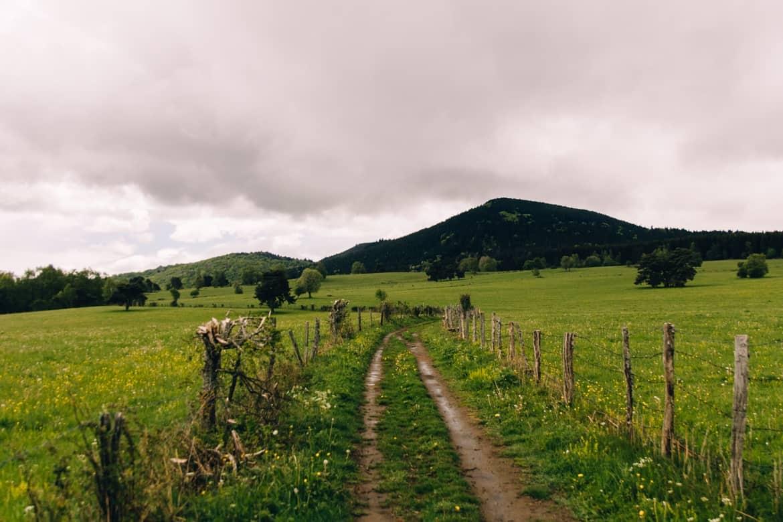 Auvergne: Mit dem Mountainbike zum Puy de la Vache