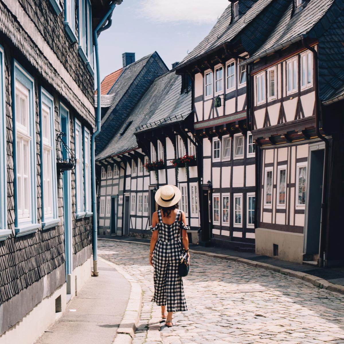 Juli Update - Oh so schön sind die Fachwerkstraßen von Goslar