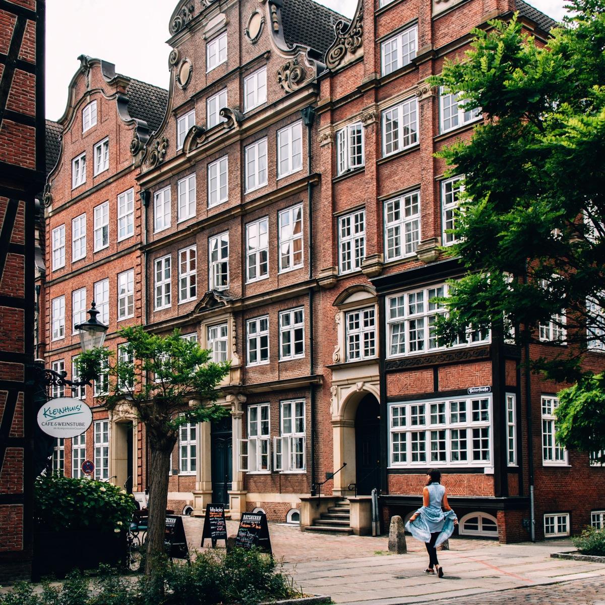 Juli Update - Immer wieder Neues entdecken, diesmal: Das Komponistenviertel in Hamburg