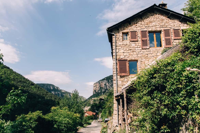 Lozere - Auf zum Klettern in der Gorges du Tarn: Zauberhafte Dörfer an den Fels gebaut