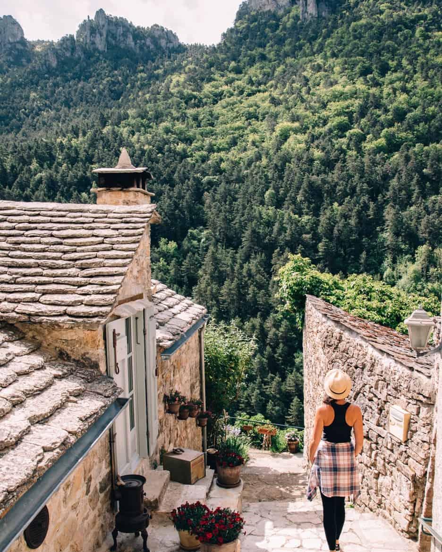 Lozere - Auf zum Klettern in der Gorges du Tarn: Zauberhafte Dörfer