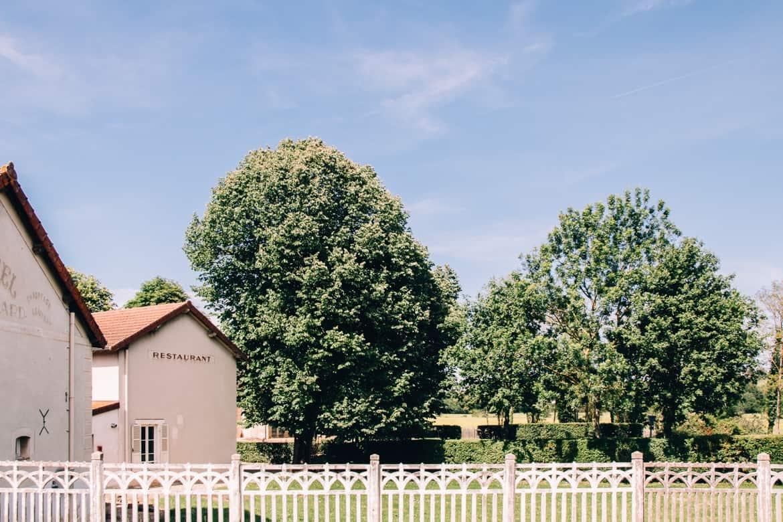 Au revoir Burgund: Zwischenstopp in La Jasoupe