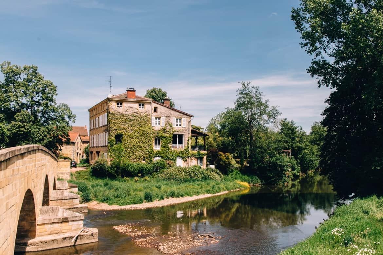 Auvergne / Loire: So schön ist Charlieu